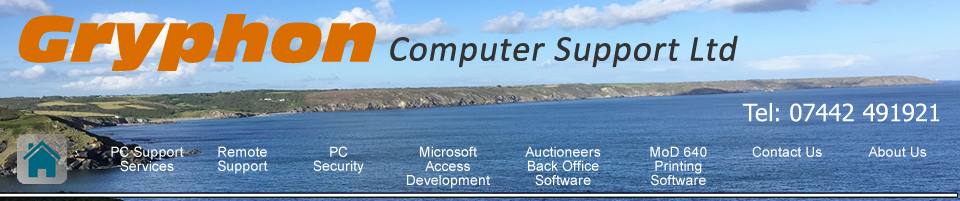 Computer repairs and PC support, Nailsea, Clevedon, Portishead